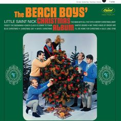 the Beach Boys Christmas Album - Capitol Audiophile 180g LP #Vinyl Record Sealed