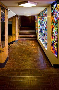 Staircase, De Bijenkorf, Den Haag