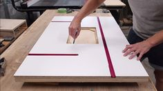 Router Table and Fence Router Table and Fence : 12 Steps (with Pictures) - Instructables diy plans Ryobi Router Table, Making A Router Table, Homemade Router Table, Build A Router Table, Router Table Top, Router Table Fence, Workbench Plans Diy, Woodworking Bench Plans, Router Woodworking