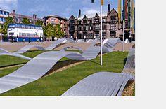 Martha Schwartz Partners -  Coventry