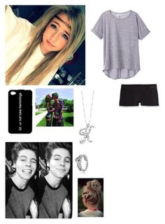 """Paint fight with Lukey! ~Kimmy"" by xxlittle-emo-princessxx ❤ liked on Polyvore featuring Patagonia, 1928 and Pandora"