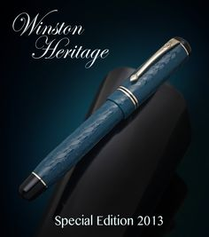 Conway Stewart Winston Heritage 2013 Special Edition