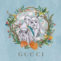 by teeteeheehee/TERESA LIM | Gucci Tian