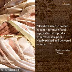 #customertestimonials #sarees #fashion #style Customer Feedback, Beautiful Saree, Sarees, Thankful, Color, Dresses, Style, Fashion, Vestidos