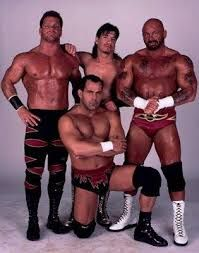 chris benoit and his friends