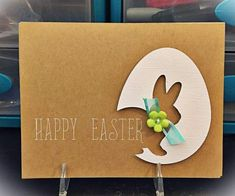 diy cards 35 DIY Easter Cards that highlights your sentiments in a warm & creative tone - Hike n Dip Easter Art, Easter Crafts, Easter Garden, Thanksgiving Crafts, Diy Easter Cards, Happy Easter Cards, Handmade Easter Cards, Holiday Cards, Christmas Cards
