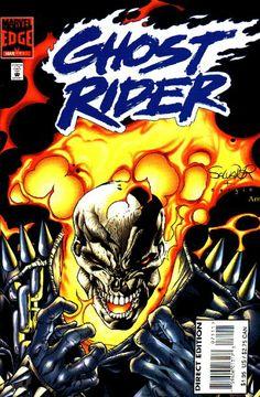 Ghost Rider (Marvel Comics, 1990) #71