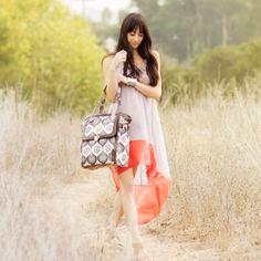 Continental Carryall - $198 Petunia Handbags http://handbags.petunia.com/fabric-collections/glazed