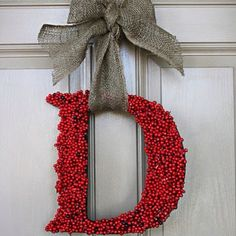 can't wait to make this for our home door.  :)