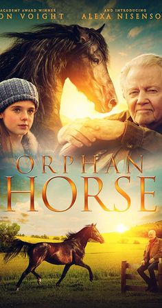 Directed by Sean McNamara. With Jon Voight, Alexa Nisenson, Vail Bloom, Eva LaRue. A young runaway girl hides out in the barn of a retired horse trainer and forms a bond with his troubled filly. 2018 Movies, Top Movies, Movies To Watch, Movies Box, Netflix Movies, Marvel Movies, Movies Online, Really Good Movies, Great Movies