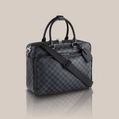 Louis Vuitton Icare - ...in brown or black?