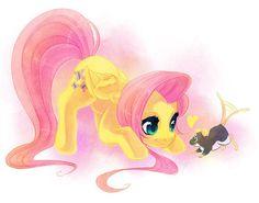 Fluttershy is best pony!