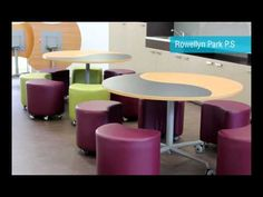 Modular classroom furniture innovative BER classrooms Melbourne