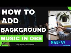 How to add background music - YouTube Advertising, Ads, Chroma Key, It Cast, Music, Youtube, Musica, Musik, Muziek