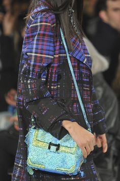 This Is It: The Most Drool-Worthy Bags From the Runways of New York:   : Rebecca Minkoff Fall 2013