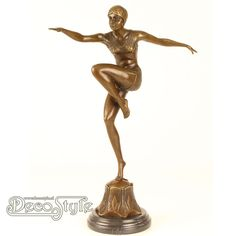Bronze Sculpture Dan