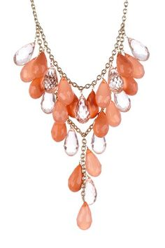 Pretty :) Love this type of necklace (might change the color, though)