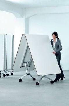CONFAIR folding table   Design: Andreas Störiko   Dynamic. Space-saving. Superbly designed.   By Wilkhahn   #confair