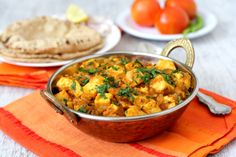 Paneer Tawa Masala, a restaurant style paneer dish.