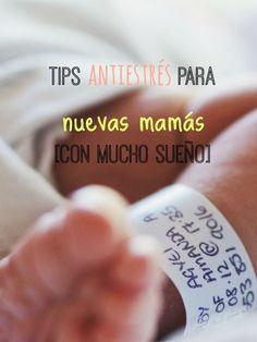 Tips antiestrés para mamás somnolientas