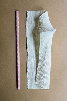 Paper Mushroom Tutorial by Kate Alarcón for Design*Sponge