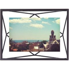Umbra Prisma Foto Display / fotolijst - Zwart 15x20cm
