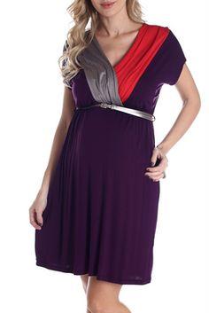 super cute maternity dress!