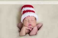 dr seuss newborn. jordan burch photography