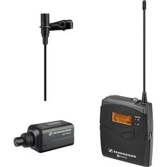 Sennheiser ew 100 ENG Plug-On Wireless System Band B