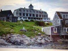 Monhegan Island Inn, Maine