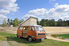 Vergleichstest: VW T3 Camper