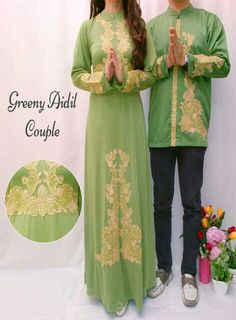 Green Aidil Couple