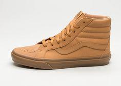 Vans Sk8-Hi Reissue *Vansbuck* (Light Gum / Mono) #lpu #sneaker #sneakers