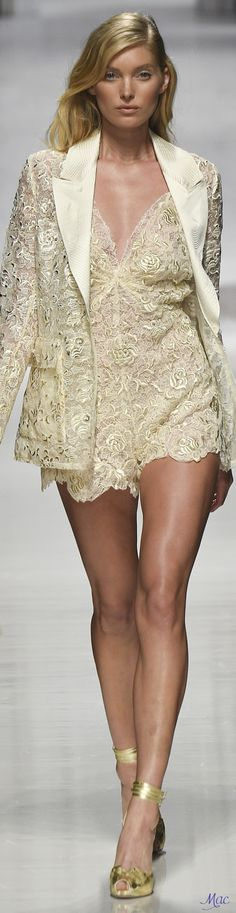 Spring 2017 Ready-to-Wear Ermanno Scervino