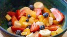 Come recuperare la frutta troppo matura