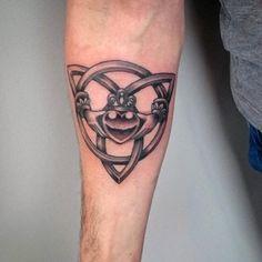 Bildergebnis für claddagh tattoo