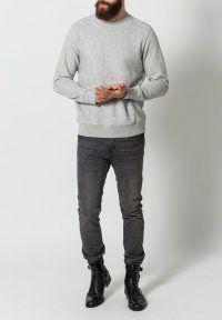 Topman - OTTOMAN  - Sweatshirt - grey