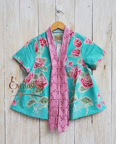 Batik Kebaya ..want it !