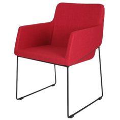 Esszimmerstuhl ab 129,95 € ♥ Hier kaufen:  http://stylefru.it/s863881 #rot #gemuetlich