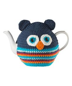 Loving this Owl Knit Tea Cover on #zulily! #zulilyfinds