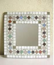 Imagini pentru miroir décoré de mosaïque
