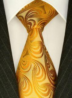 I love this lemon Zest tie