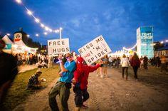 Free Hugs! #ZOA2013 #zurichopenair