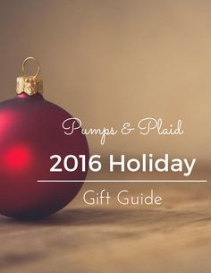 Pumps and Plaid 2016