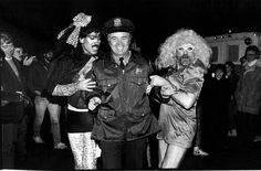 Girls In Their Summer Dresses, 1983. Jill Freedman