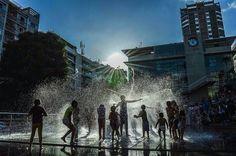 Plaza los Palos Grandes fotografía cortesía de @fe_photographer #LaCuadraU…