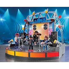 "Playmobil - Rock Stage (5602) - Playmobil - Toys""R""Us"
