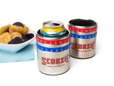 Scorzie from Zane Lamprey - keep score for your outdoor drinking games! Hilarious...