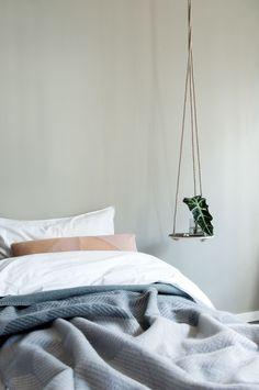 Gjør soverommet personlig med disse DIY-nattbordene