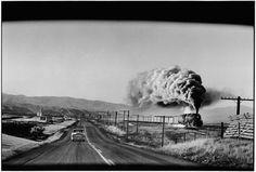 Wyoming USA 1954, by Elliott Erwitt / Magnum Photos